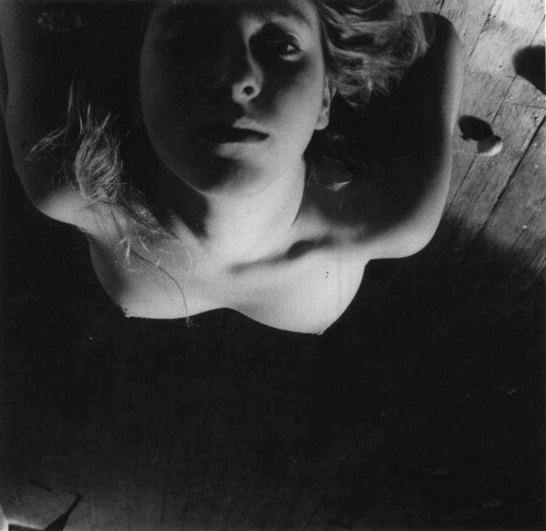 Autoritratto di Francesca Woodman